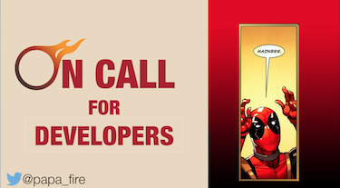 Oncall for Developers by Leon Fayer